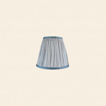 Silk shantung lampshade
